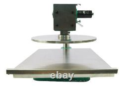 11.81Inch 30CM Stainless Steel Household Pizza Dough Pastry Manual Press Machine