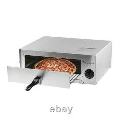 12 Wide Stainless Steel Pizza Oven