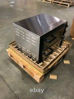 1457 Waring WPO350 Countertop Pizza Oven Double Deck, 240v/1ph