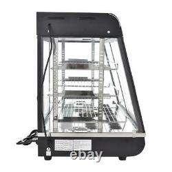 15'' 27 35'' Commercial Food Warmer Court Heat Food pizza Display Warm Cabinet