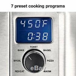 1800 W Commercial Electric Convection Oven Cooking Food Toaster Pizza Countertop