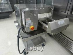 2015 Ovention Matchbox M1718 Pizza Convection Quick Conveyor Oven Turbochef 1718