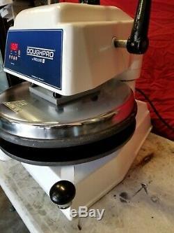 2017 Heated Dough Press DoughPro DP1100 DP1100TA Pizza Tortilla Machine