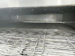 2018 Ovention Shuttle S2000 Electric Conveyor Pizza Countertop Oven 56