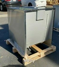 24 Commercial Stone Base Pizza Oven Bakery Pizzeria Cooker Wings NSF SS NAT GAS