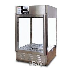 5551-00 Small Humidified Cabinet Pretzel / Pizza / Display