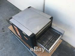 APW WYOTT FlexWav Conveyor Oven 14 inch Pass Thru Pizza Oven