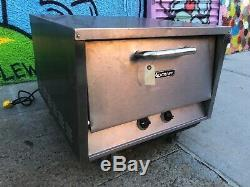 Adcraft PO-18 23 Stackable Deck-Type Electric Pizza Oven 240 Volts Single PH