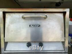 Admiral Craft PO-22 22 Commercial Countertop Pizza Oven 240V, 2850W