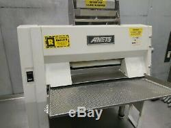 Anets Sdr-21 Double Pass Pizza Dough Sheeter 20 Wide 500-600 Pizzas An Hour 115