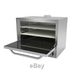 Asber AEPO-36 Pizza Oven natural gas countertop
