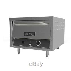 Asber AEPOE-26 (2) Deck Countertop Electric Pizza Oven