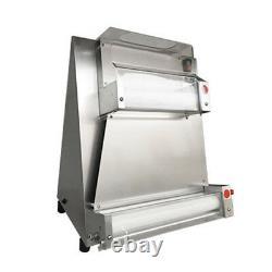 Auto Electric Pizza Dough Roller Sheeter Press Machine Pizza Making Machine FDA