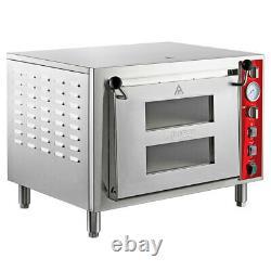 Avantco DPO-18-DS Double Deck Countertop Pizza/Bakery Oven 3200W, 240V