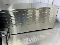 Avantco DPO-18-S Single Deck Countertop Pizza/Bakery Oven 1700W, 120V