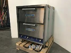 BAKER'S PRIDE Electric Countertop PIZZA / PRETZEL OVEN P-44 -We Ship GLOBAL