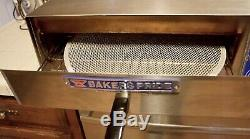 BAKERS PRIDE Stainless Steel Pizza Oven, PX16, Pre-owned