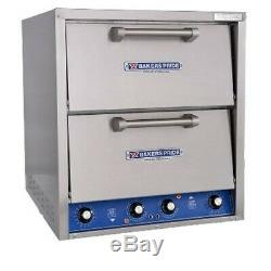 Bakers Pride Commercial Electric Pizza & Pretzel OvenModel P44S