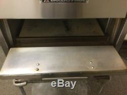 Bakers Pride DP-2 Countertop 2 Compartment Electric Stone Oven Pizza Cookies