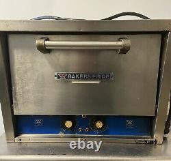 Bakers Pride Electric Counter Top Pizza Oven P18