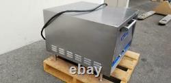 Bakers Pride P-22 Countertop Pizza/Pretzel Oven Single Deck 208v 1ph Tested
