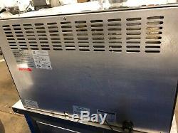 Bakers Pride P-22 P22 Electric Countertop Pizza and Pretzel Double Deck Oven