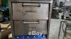 Bakers Pride P-44S Electric Countertop Pizza Pretzel Oven 208V, 1 Phase #2058