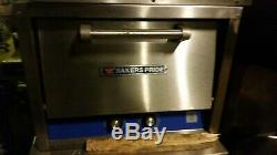 Bakers Pride P18 Electric Counter Top Stone deck Pizza Oven