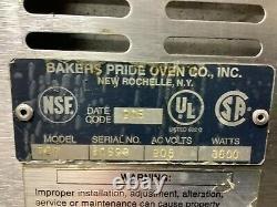 Bakers Pride P22S Countertop Pizza & Pretzel Oven New Stones 208v 1ph TESTED