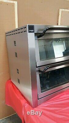 Bakery Pizza Oven by PIZZA MASTER BakePartner Electric Countertop Stone Deck