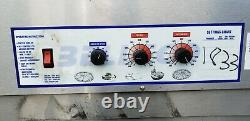 Belleco JPO-18 Conveyor Pizza Food Oven Infrared Forced Convection 208V #1833