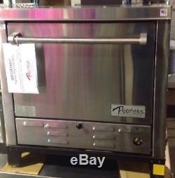 Brand New Peerless C-131 Gas Stone Deck Countertop Pizza Oven