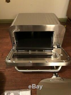 Breville Smart Pizza Oven Counter Top 10/10 Mint Condition Pizzaiolo