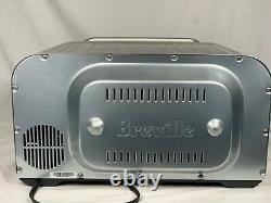 Breville The Smart Pizzaiolo Countertop Pizza Oven, 120V, 1800W