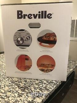 Breville The Smart Pizzaiolo Countertop Pizza Oven, 120V, 1800W NIB