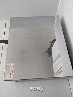 COMMERCIAL NOVA N-100 COUNTER TOP PIZZA OVEN 1600 WATT Works