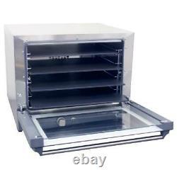 Cadco OV-023P Half Size Pizza Convection Oven