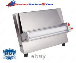 Commercial 370W Electric Pizza Dough Roller Sheeter Machine Pizza Making