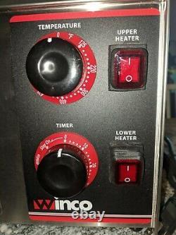 Commercial CounterTop Pizza Oven Winco EPO-1