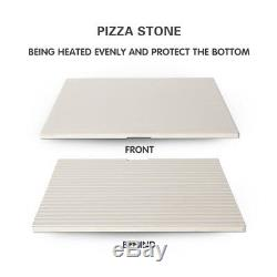 Commercial Countertop 14 Pizza Cake Bread Baking Oven Single Deck Stone