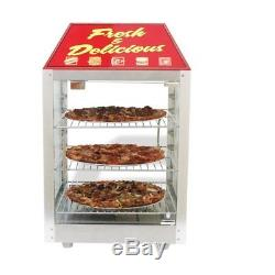 Commercial Countertop Food Warmer Pizza Display Case Electric Counter Top Store