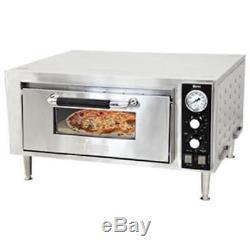 Commercial Kitchen Countertop Single Deck Quartz Pizza Oven