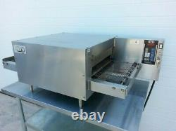 Conveyor Pizza Oven Ctx G26 220v electric Comercial SS Used just serviced
