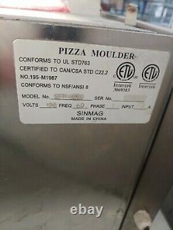 Countertop Commercial Pizza Dough Sheeter (FREE SHIPPING)