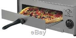 Countertop Pizza Oven 120V Chef's Supreme 18 Single Chamber Baking Oven No Tax