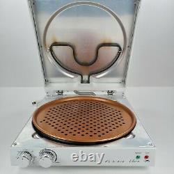 CuiZen Pizza Box Portable Rotating Oven Countertop Home Baking Maker PIZ-4012