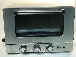 Cuisinart Brick Oven Classic BRK-100 Pizza Stone Insert Countertop Stainless