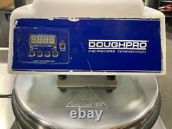 DOUGHPRO 18 Pizza Press Countertop Model, Manual Operation DP1100