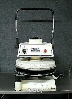 DOUGHPRO Pizza Press Countertop Model, Manual Operation DP1100
