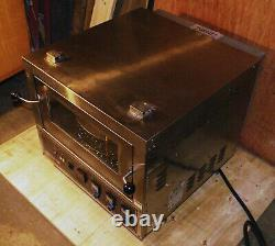 DOYON FPR3 3 Deck High Speed PIZZA OVEN Jet-Air Rotating Commercial Restaurant